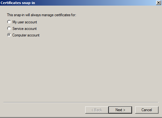 Windows SSL Export 4